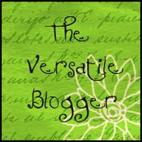 Award.VersitileBlogger